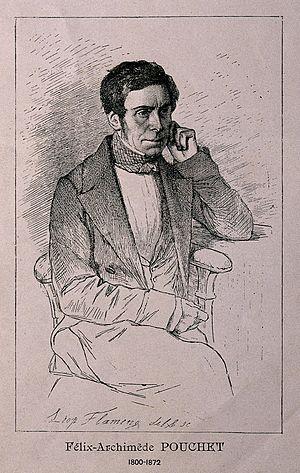 Félix Archimède Pouchet - Félix Archimède Pouchet