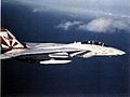 F-14A Tomcat of VF-111 in flight in 1983.jpg