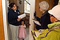 FEMA - 39899 - FEMA Community Relations workers speak with residents in Washington.jpg