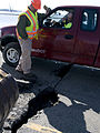 FEMA - 40607 - Significant and unusual road damage due to Red River Flooding in MN.jpg