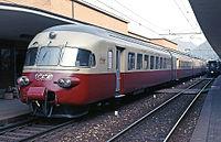 スイス国鉄RAe TEE II形電車 ...