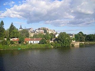 Decize Commune in Bourgogne-Franche-Comté, France