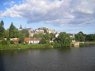 Decize - Decize on the Loire River