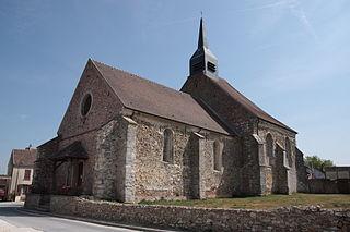 Saint-Rémy-la-Vanne Commune in Île-de-France, France