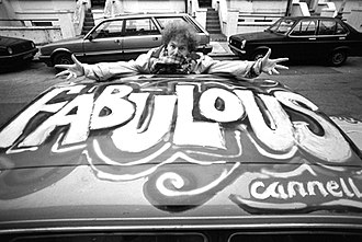 Austin Maxi - Malcolm McLaren and the Fab Mobile