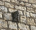 Face in the gable - geograph.org.uk - 1251961.jpg