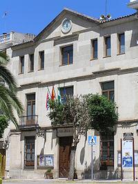 Fachada del Ayuntamiento de Beas1.JPG