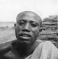Facial Scarification in Africa in the early 1940s.jpg