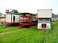 Fairground vehicles, Cricklade - geograph.org.uk - 1358829.jpg