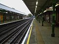 Fairlop station look north.JPG
