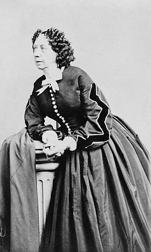 Fanny Fern - Fanny Fern, in or around 1866.