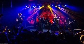 20th Anniversary Farewell Tour - Rhapsody's 20th Anniversary Farewell Tour live in San Jose Costa Rica, Jan 20, 2018.