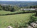 Farmland above Garth - geograph.org.uk - 541835.jpg