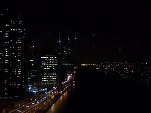 FDR Drive - FDR Drive at night