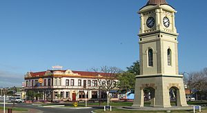 Feilding - Manchester Square