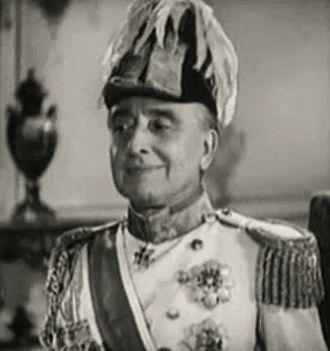 Ferdinand Gottschalk - Gottschalk in King Kelly of the U.S.A., 1934
