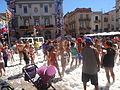 Festa Major Igualada 2015 - 23 Festa de l'escuma.JPG