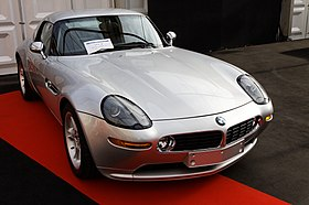 Festival automobile international 2011 - Vente aux enchères - BMW Z8 Roadster - 2001 - 008.jpg