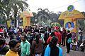 Festive People - Christmas Observance - Poush Mela - Citizens Park - Kolkata 2015-12-25 8049.JPG