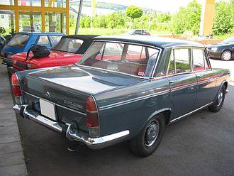 Fiat 2300 - Image: Fiat 2300