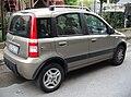 Fiat Panda Panda NP rear.JPG