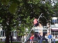 Fierljeppen in Heerenveen.JPG