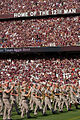 Fightin' Texas Aggie Band On Kyle Field.jpg