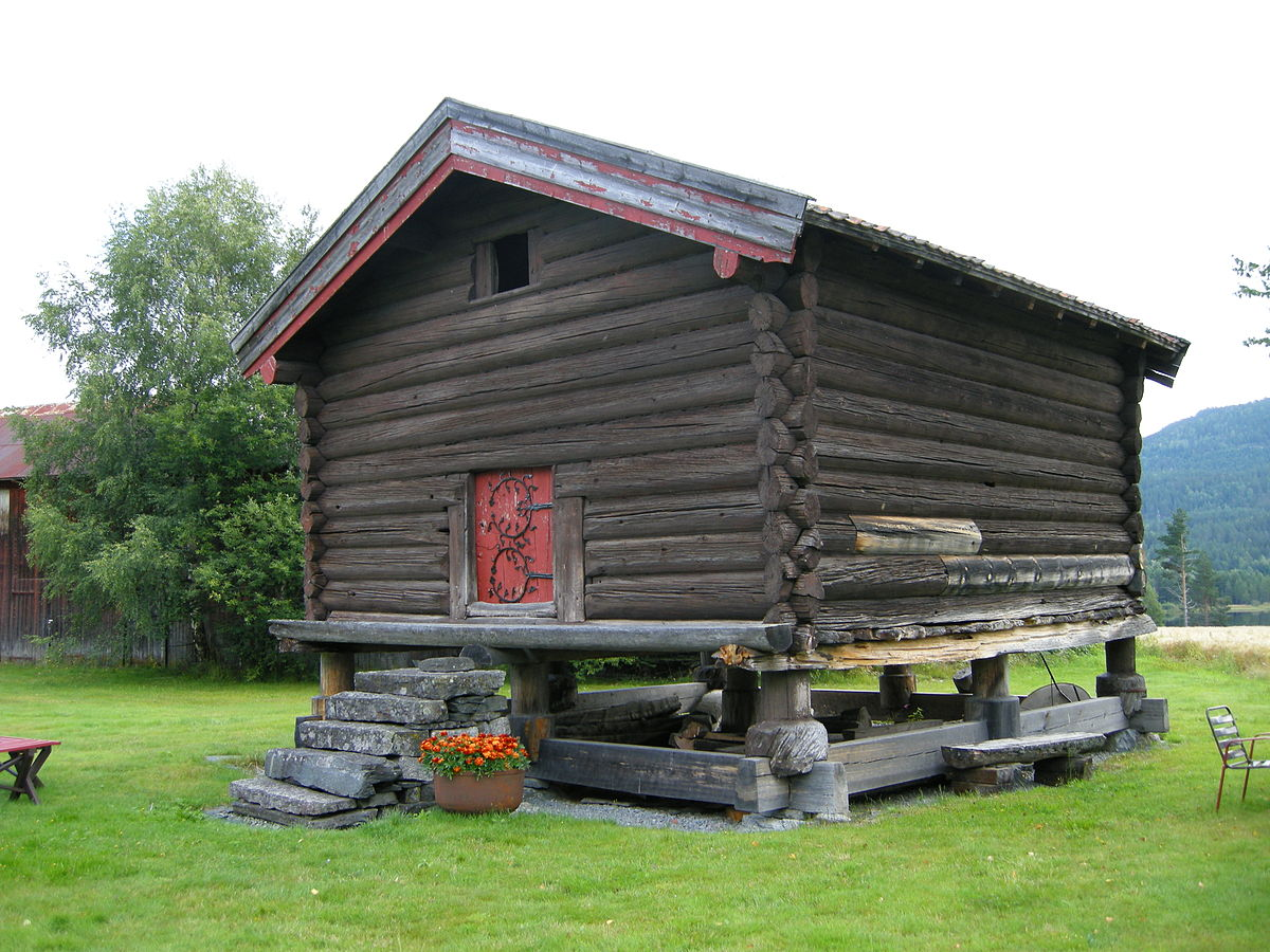 Alfstadloftet wikipedia for Construction en bois wiki