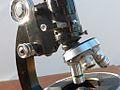 Fine rotative table Microscope 12 (12996420053).jpg