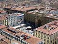 Firenze - Piazza della Repubblica da campanile duomo.JPG