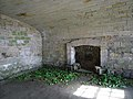 Fireplace in the Steward's Hall, Seaton Delaval Hall - geograph.org.uk - 1778028.jpg