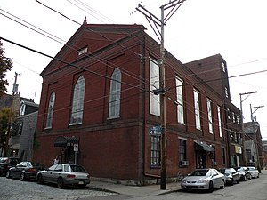South Side Flats (Pittsburgh) - Image: First Associated Reformed Church