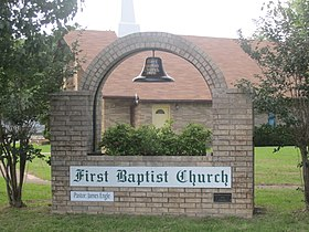 First Baptist Church, Jewett, TX IMG 2294.JPG