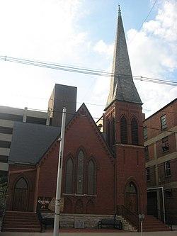 Ashland christian church ashland mo