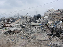 Israeli Demolition of 2 apartment home of the Palestinian 8-member Idris family, their relative, her husband and their two children (Beit Hanina, 2014)