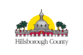 Flagge von Hillsborough County (Florida)