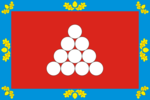 Flag of Yadrinsky district.png
