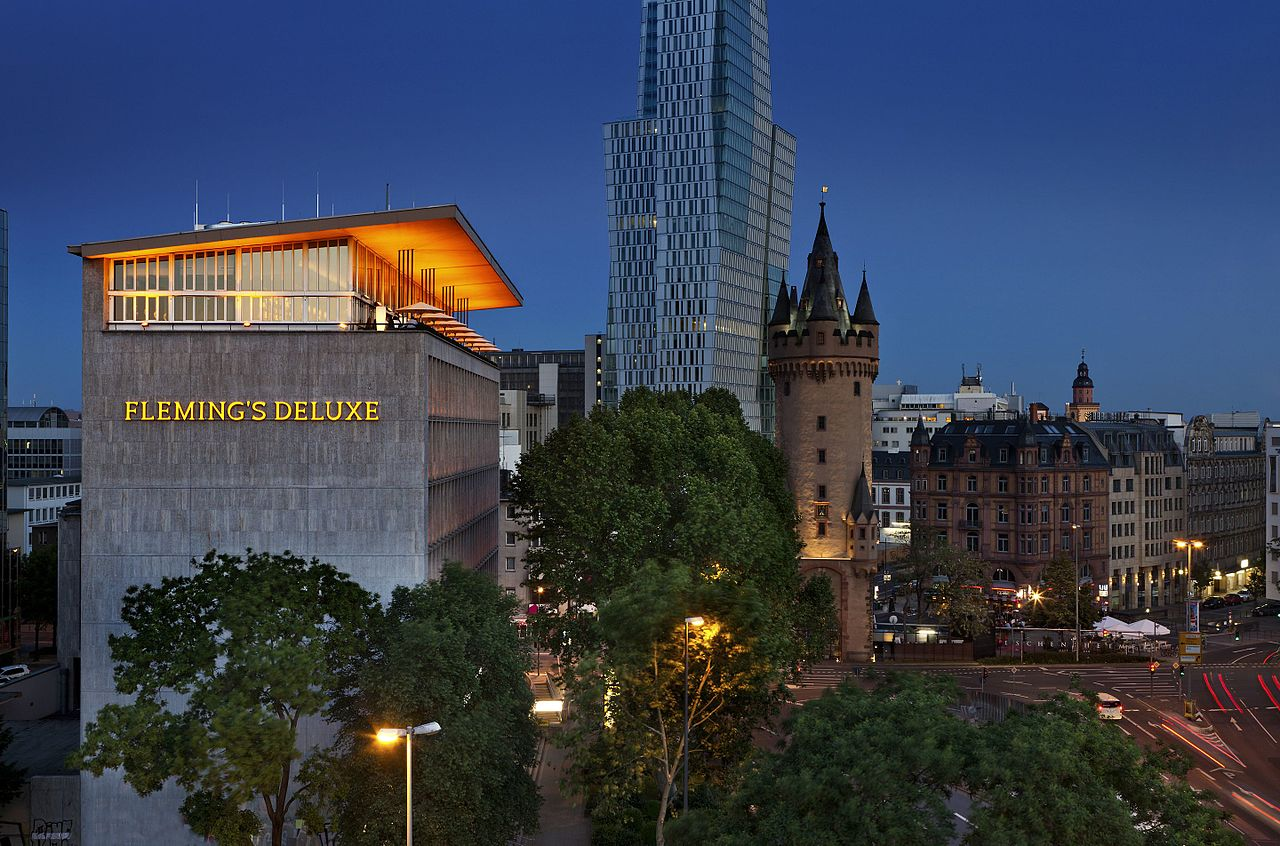 The Best Of The Best. Frankfurt 5 Star Hotels.