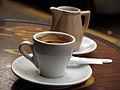Flickr - cyclonebill - Espresso med mælk.jpg