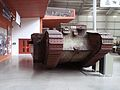 Flickr - davehighbury - Bovington Tank Museum 016 Mark 2.jpg