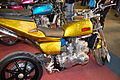 Flickr - ronsaunders47 - Bike with bling effect. Suzuki 750.Three cylinder Two Stroke..jpg