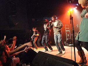 Flobots - Flobots in 2009.
