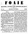 Foaie pentru minte, inima si literatura, Nr. 11, Anul 1840.pdf
