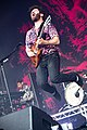 Foals Park Stage Glastonbury Festival 2019 Yannis Philippakis 014.jpg