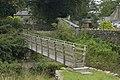 Footbridge at Lower Lee - geograph.org.uk - 1409430.jpg