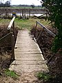 Footbridge over Hammer Dyke - geograph.org.uk - 1212279.jpg