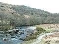 Footpath alongside Afon Glaslyn - geograph.org.uk - 1802498.jpg