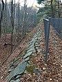 Ford's Folly dam near Nobscot Hill Reservation and Wayside Inn in Sudbury Massachusetts MA.jpg