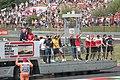 Formula 1 Hungarian Grand Prix 2019 drivers' parade.jpg