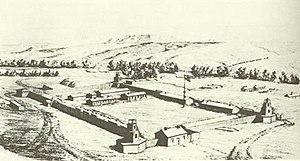 Fort Reno (Wyoming) - Old Fort Reno
